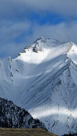 Nov 11-2017- Banff & Canmore