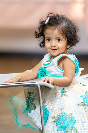 Deepthi 1st Birthday