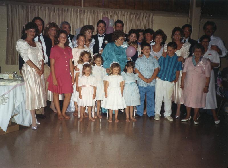 Chris's Family