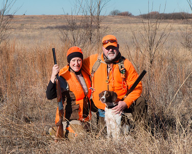 Quail Hunt PackSaddle OK Feb 2016
