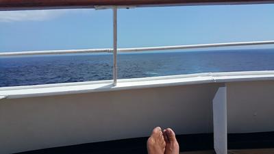 Day at Sea Mar 27
