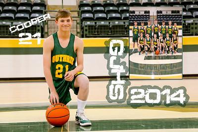 2014 LIl Jag Basketball