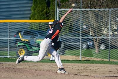 Dodgeville @ Belleville Baseball 4-26-19