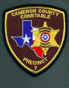 Cameron Constable PCT 7