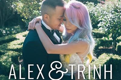 Alex & Trinh 12/1/18