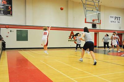 2009 - Students VS Staff Basketball