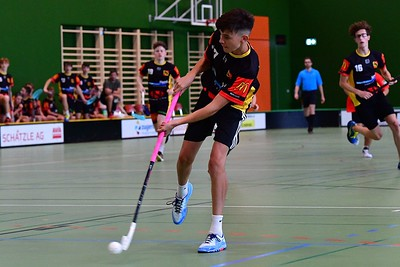 B18 ZGPD white - Floorball Bern 1