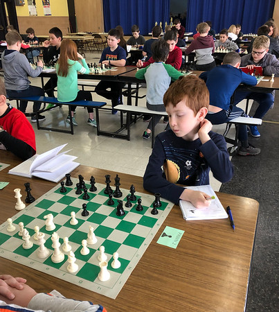 LS Chess March Madness 3-9-19