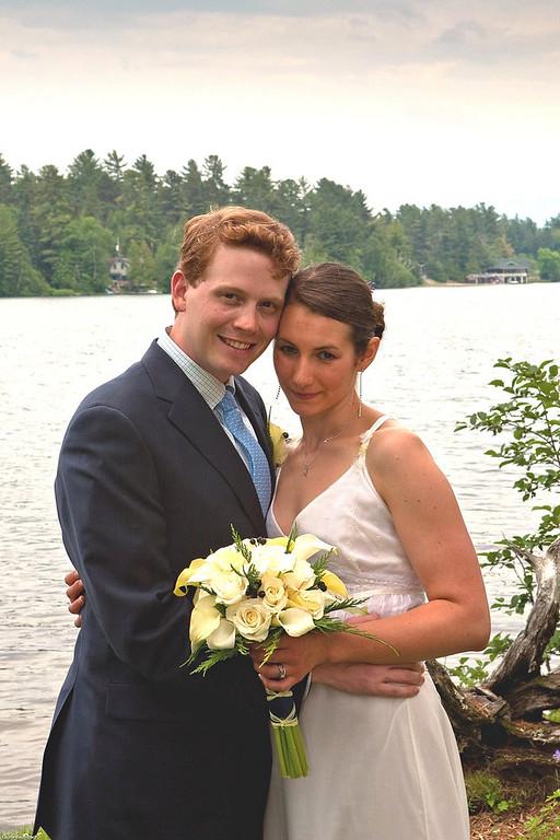 Shannon & Andrew 6-19-10 Wedding