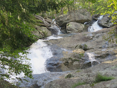 Cunningham Falls State Park and Catoctin Mountain Park
