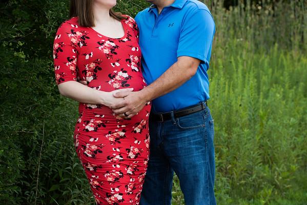 Jared & Kaitlyn Maternity 2018