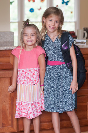 First Day of School - 2012