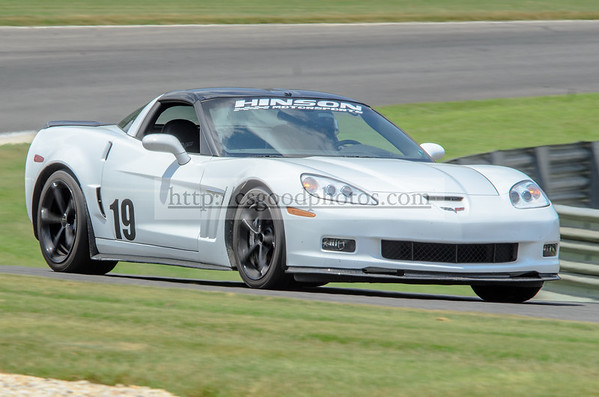 BH 19 White Corvette GS