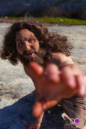 Caveman Commercial