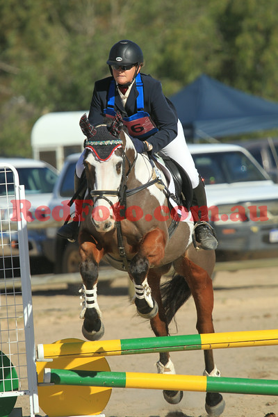 2014 07 05 Eastern Zone Horse Trials ShowJumping 45cm PCAWA