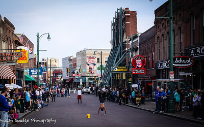 Flippin' Over Beale Street