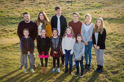 2016 - Siddle Family 001
