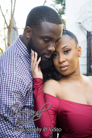 Adams-Frierson Engagement