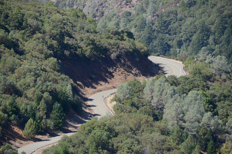 Geysers Road
