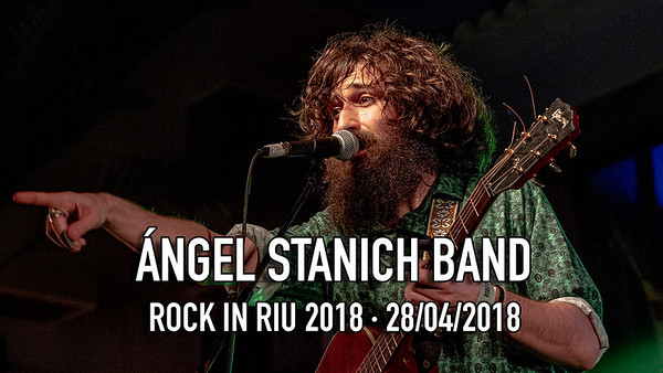 ANGEL STANICH BAND