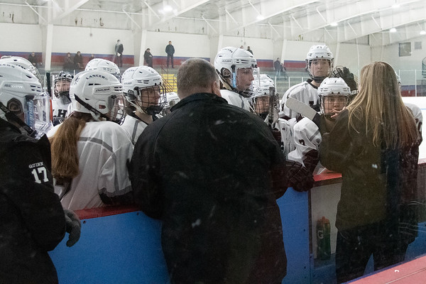 Longmeadow Girls Ice Hockey vs. Algonquin 2019