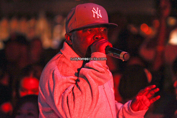 Phife Dawg of a Tribe Called Quest Performs at AFEX, the Colony 9.8.2011