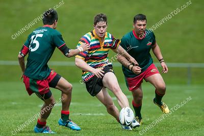 2014 09 27 Wellington Ceturions v Wairarapa-Bush U18