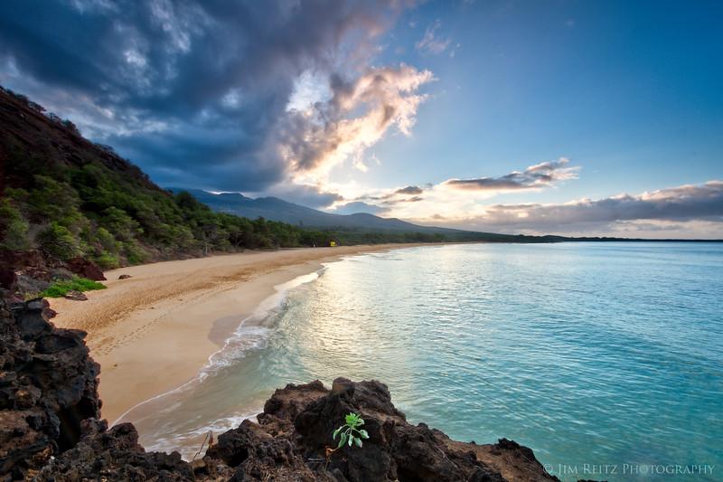 Sunrise at Big Beach, Maui