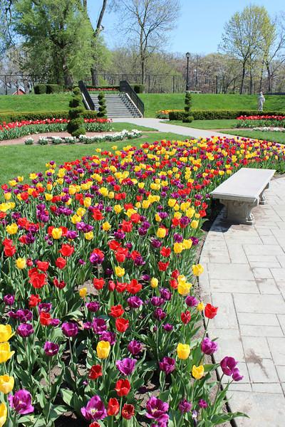 """In the Sunken Garden"" - Daily Photo - 05/31/13  Happy Friday!"