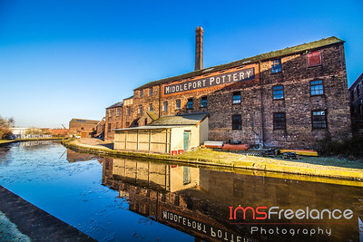 Trent & Mersey Canal (Stoke-On-Trent)