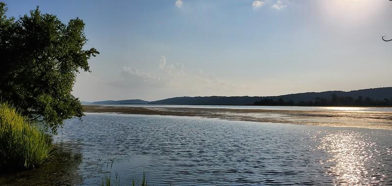 AL, Guntersville - Tennessee River, 2019
