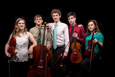 2016 String Quartet Portraits