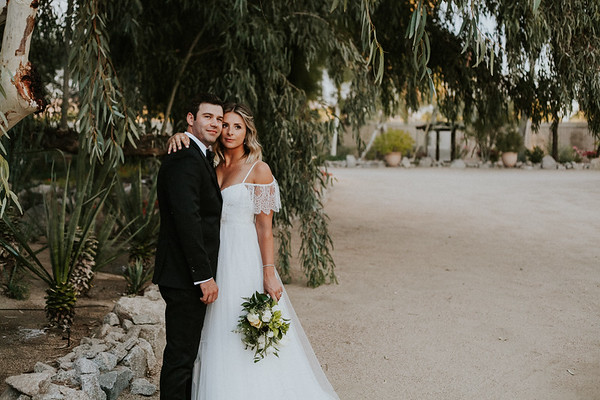 Mark + Ashley | Phoenix Boojum Tree Wedding