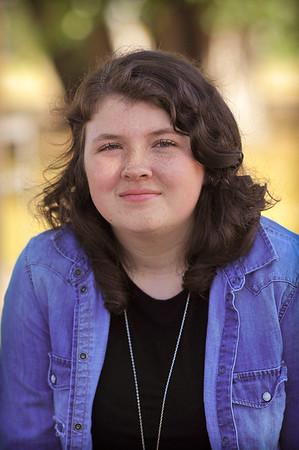 Abby Langeberg Sr. Pics