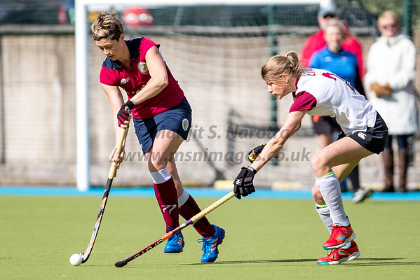 Olton Ladies 1st XI vs Oxford Hawks 1st XI - 9th Mar 2019