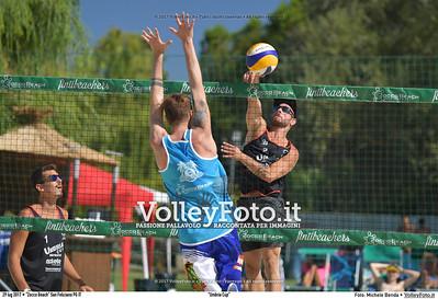 Brandi-Raffaelli vs Renzini-Capotosti #UmbriaCup2017 #BeachVolley