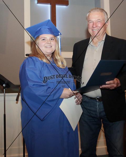 2021 Llano Christian Academy Graduation
