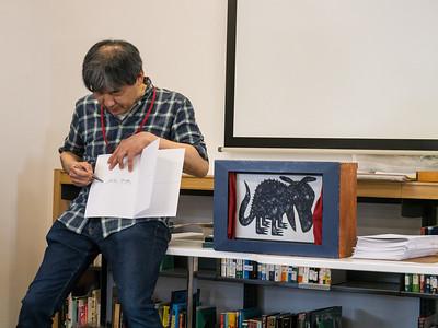 Visiting Author - Satoshi Kitamura