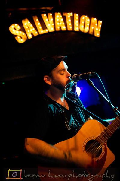 Mark MacMinn At Silverlake Lounge