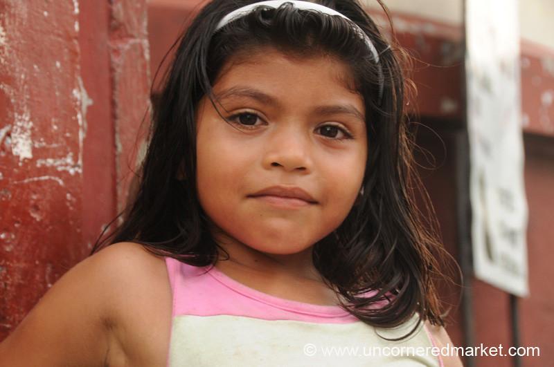 Leon, Nicaragua: Young Gaze
