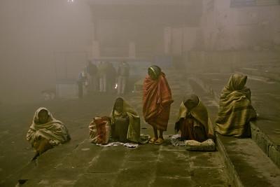 The Celestial River Ganga at Varanasi  2011