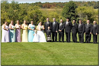 Heather and Joeys Wedding