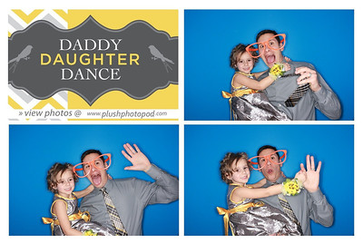 Daddy Daughter Dance 2/2/13