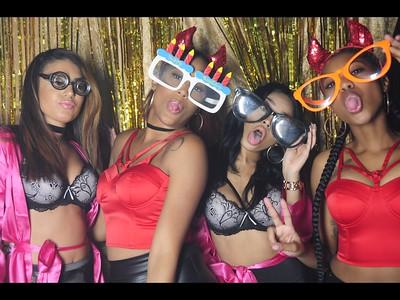 Patron Sprits/Rumor Nightclub Photobooth Halloween