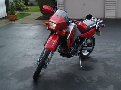 2006 Kawasaki KLR650