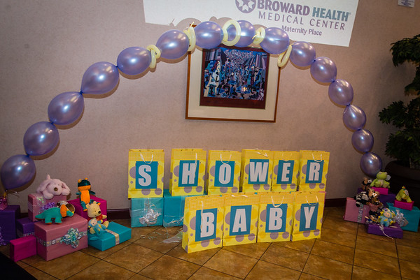Broward Health Community Health Services - Baby Shower