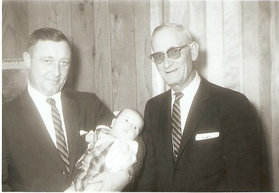 Oscar & Margaret Aspenson family