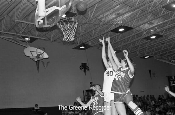 1981 Basketball Games Girls
