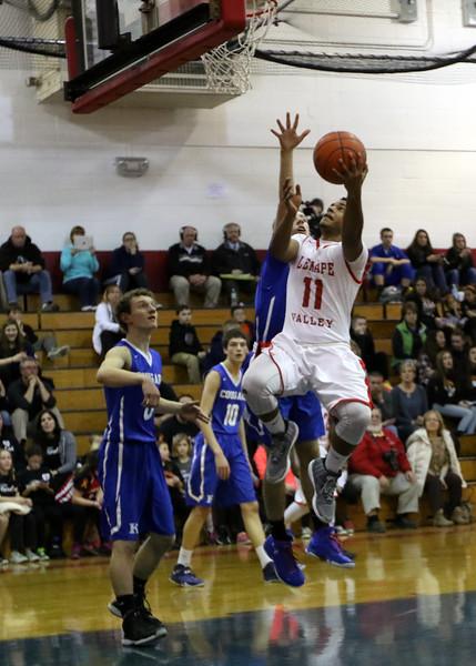 Kittatinny @ Lenape Valley Regional Boys Basketball