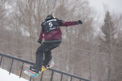 20150219 Slopestyle World Cup preliminary